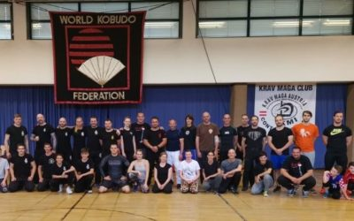 """Krav Maga meets WKF Austria"", 27.+28. April 2019 in Gablitz"