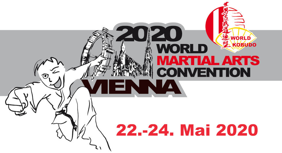 World Martial Arts Convention 2020 in Wien