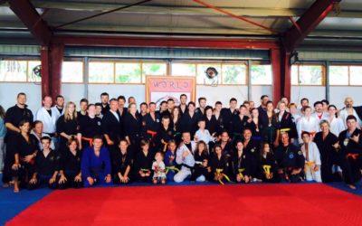 Summercamp Castelldefels, 20.-26. Juli 2015