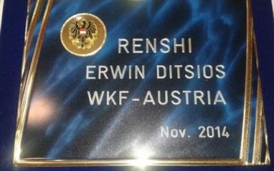 Renshi Erwin Ditsios