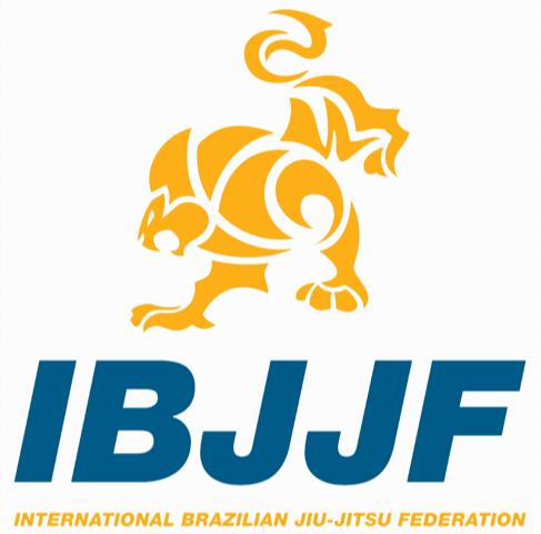 Logo IBJJF