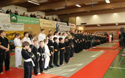 Lower Austrian Open / 1. Cup-Bewerb, 17.-18. Jänner 2015